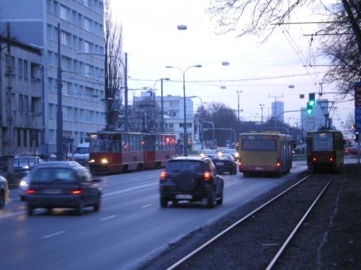 Aleja Waszyngtona w Warszawie