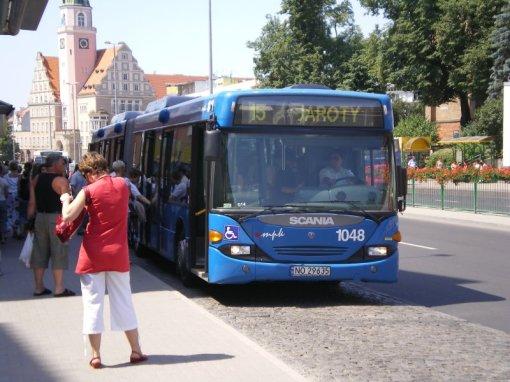 Scania Omnicity CN94UA pod CH Alfa