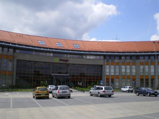 Siedziba Energi w Olsztynie