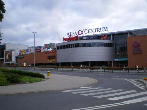 Centrum handlowe Alfa