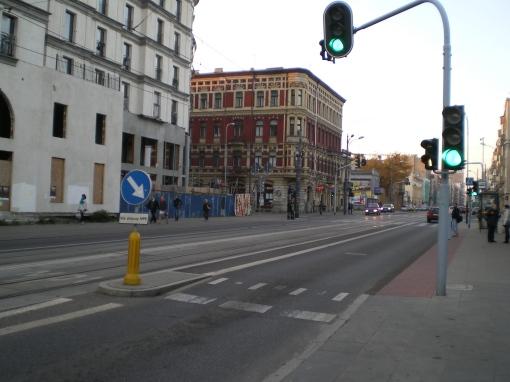 Przystanek Brzeźna w Łodzi