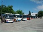 Zajezdnia autobusowa MPK Olsztyn przyKołobrzeskiej