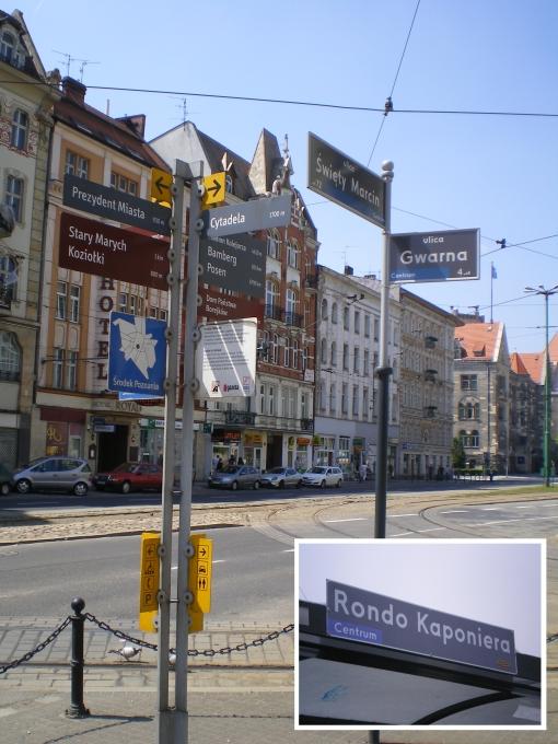 Przystanek jako element systemu informacji miejskiej w Poznaniu