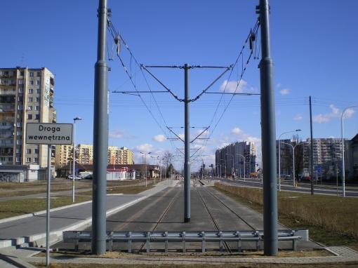 Przystanek końcowy Gaj we Wrocławiu