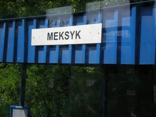 Przystanek Meksyk w Krakowie