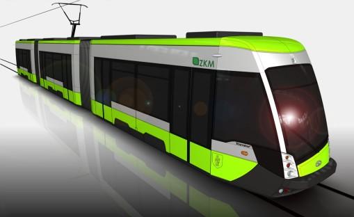 Solaris Tramino Olsztyn
