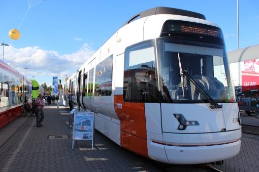 Vossloh Kiepe Vamos dla Bielefeld na targach InnoTrans 2012