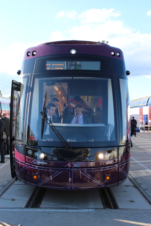 Bombardier Flexity 2 dla Blackpool