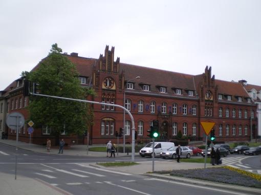 Poczta Główna w Olsztynie