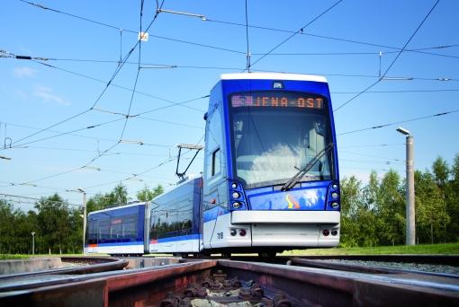 Solaris Tramino GT6N-ZR Jena