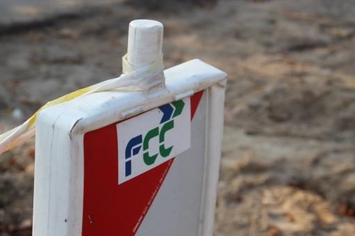 Pamiątka po Hiszpanach z FCC