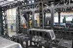 Pudło jednego z pierwszych Tramino Olsztyn w fabryce Solarisa w ŚrodzieWielkopolskiej