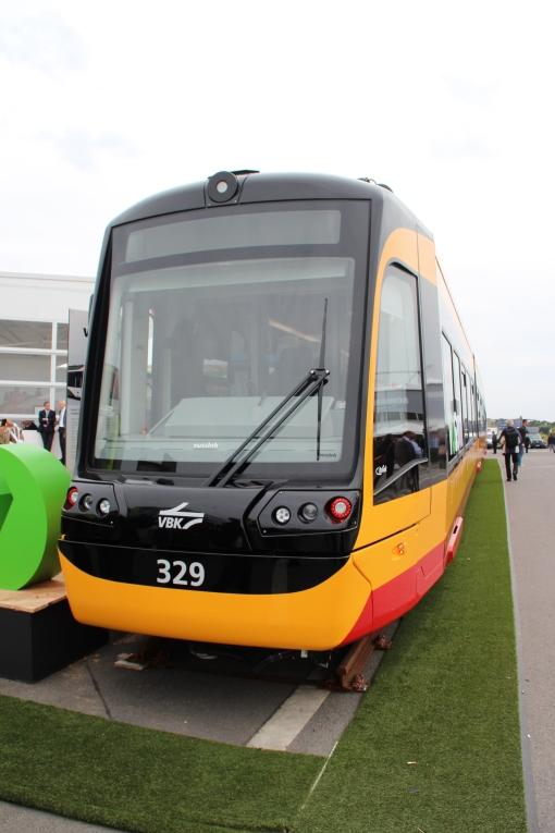 Vossloh Citylink w wersji podmiejskiej City-to-Country dla Karlsruhe