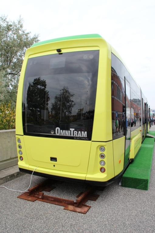 Electron OmniTram dla Lwowa