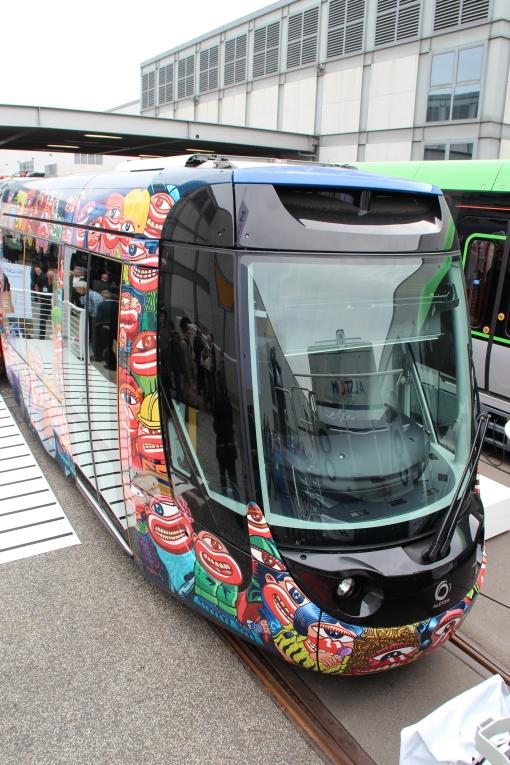 Alstom Citadis Compact dla Aubagne