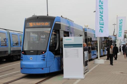 Siemens Avenio dla Monachium
