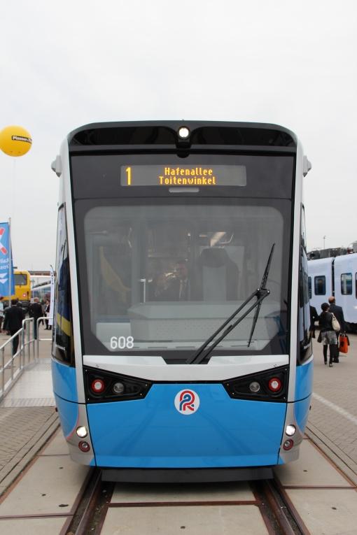 Vossloh Kiepe Tramlink 6N2 dla Rostocku