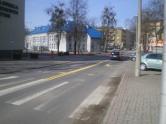 Ulica Mazurska (8 marca 2015)