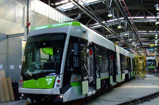 Pierwszy gotowy Solaris Tramino Olsztyn