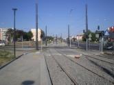 Budowa linii tramwajowej przy ulicy Witosa (15 sierpnia 2015) - skrzyżowanie z ulicami Janowicza i Laszki