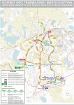 Plany rozbudowy sieci tramwajowej(2015)