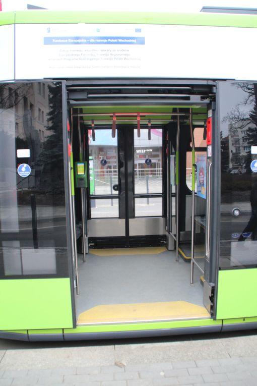 Drzwi Solarisa Tramino Olsztyn S111O