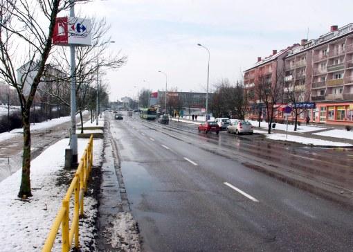 Ulica Wilczyńskiego
