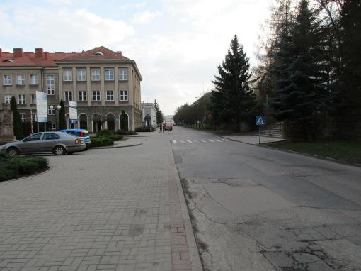 Ulica Oczapowskiego
