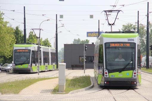 Dobra praktyka w olsztyńskiej komunikacji: wyświetlanie czasu pozostałego do odjazdu z przystanku początkowego
