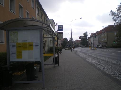 Przystanek Limanowskiego
