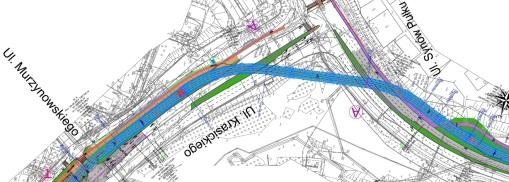 Projekt estakady tramwajowej na Nagórkach