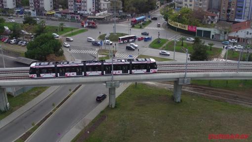 Durmazlar Panorama na estakadzie w Samsunie