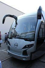 Durmazlar SilkWorm na targach InnoTrans 2012 w Berlinie