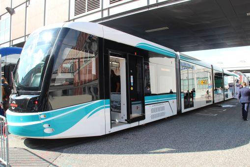 Durmazlar Panorama na targach InnoTrans 2016 w Berlinie