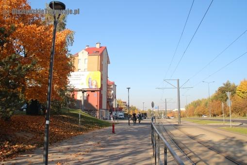 Aleja Sikorskiego (13 października 2018)