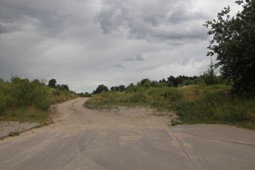 Ulica Trylińskiego (30 czerwca 2019)