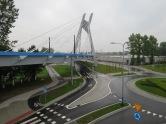 Estakada tramwajowa na Płaszowie (Lipska-Wielicka) w Krakowie