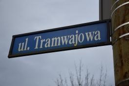 Ulica Tramwajowa we Wrocławiu