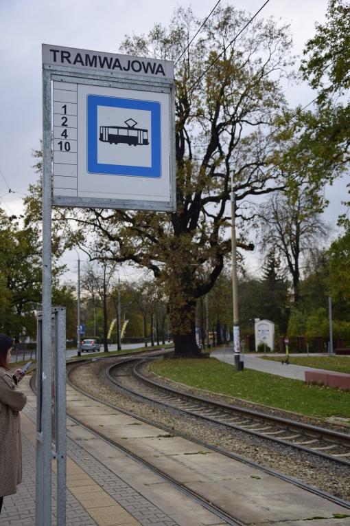 Przystanek Tramwajowa we Wrocławiu